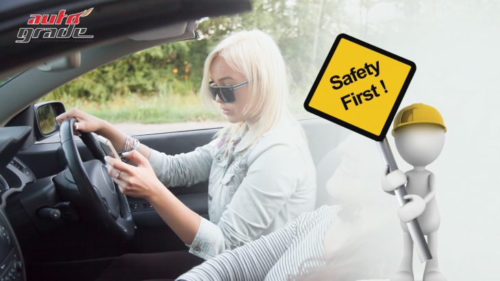 Key to Road Safety is the Driver