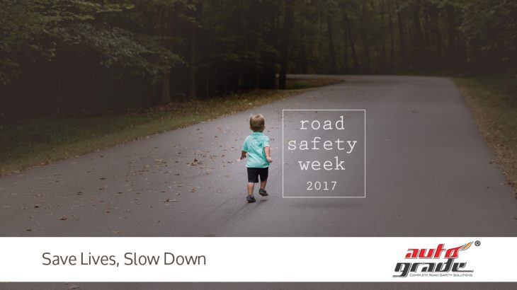 Road safety week image